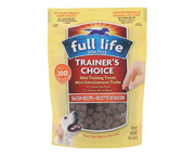 FULL LIFE TRAINERS SNACKS MASTICABLES ENTRENAMIENTO PERRO BACON